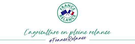 France relance, l'agriculture en pleine relance